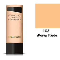 Max Factor Lasting Performance 103 Warm Nude 35ml make up