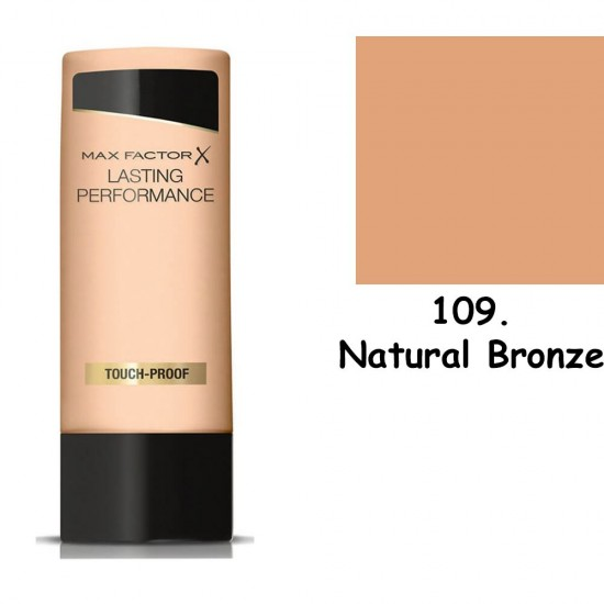 Max Factor Lasting Performance 109 Natural Bronze 35ml make up