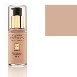 Max Factor Facefinity 3 in 1 Foundation SPF20 30ml  (50 Natural)