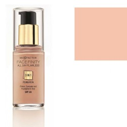 Max Factor Facefinity 3 in 1 Foundation SPF20 30ml  (65 Rose Beige)