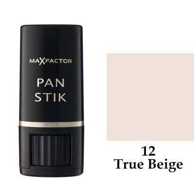 Max Factor Pan Stick 9gr (12 True Beige)