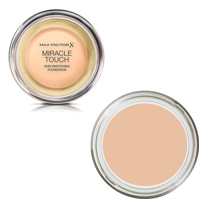 Max Factor Miracle Touch Foundation 11,5gr (43 Golden Ivory)
