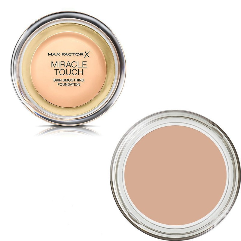 Max Factor Miracle Touch Foundation 11,5gr (40 Creamy Ivory)