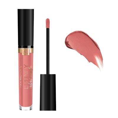 Max Factor Lipfinity Velvet Matte Liquid Lipstick 3.5ml #030 Cool Coral