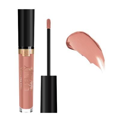 Max Factor Lipfinity Velvet Matte Liquid Lipstick 3.5ml #040 Luxe Nude
