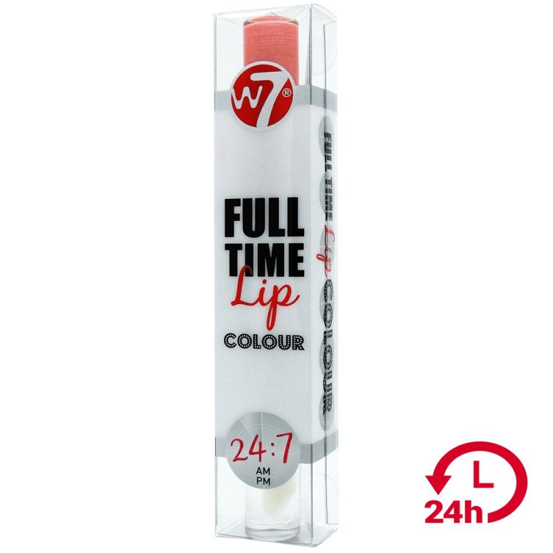 W7 Full Time Lip Coulor 24 hours 6ml (On Trend)