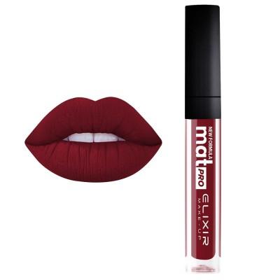 Elixir Liquid Lip Mat Pro 7ml – #440 (Wine)