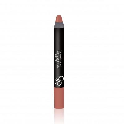 Golden Rose Matte Lipstick Crayon 3.5g #18