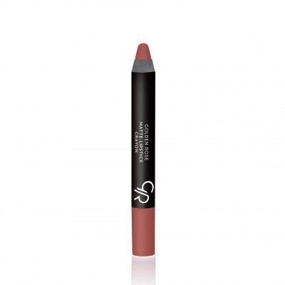 Golden Rose Matte Lipstick Crayon 3.5g #21