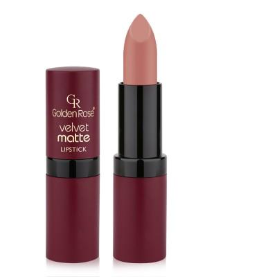 Golden Rose Velvet Matte Lipstick 4,2g #01