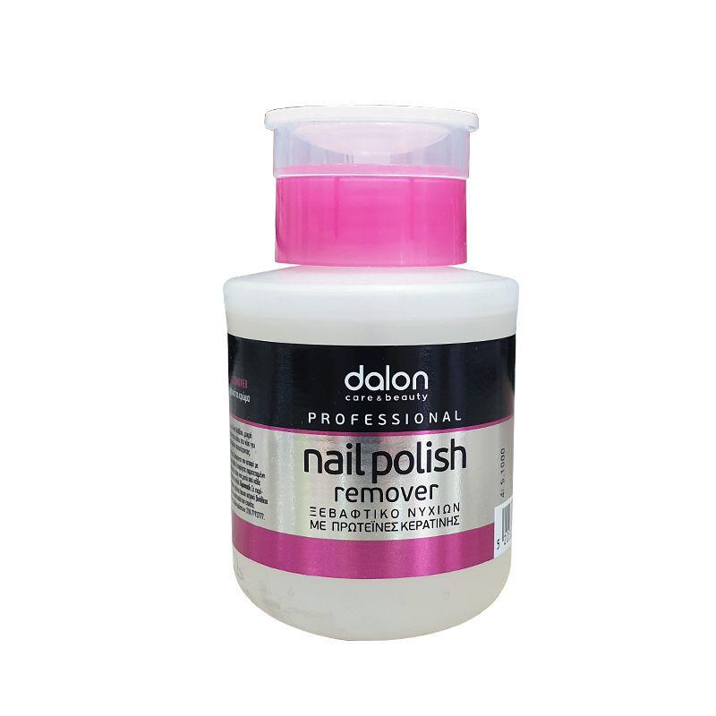 Dalon Professional Nail Polish Remover με Πρωτεΐνες Κερατίνης 200ml