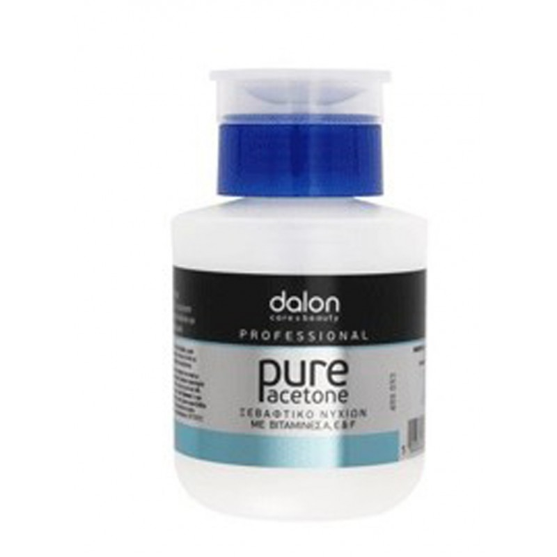 Dalon Professional Pure Acetone με Βιταμίνες A, E & F 200ml