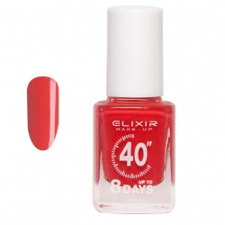 Elixir Βερνίκι 40″ & Up to 8 Days 13ml – #446 (Bright Coral)