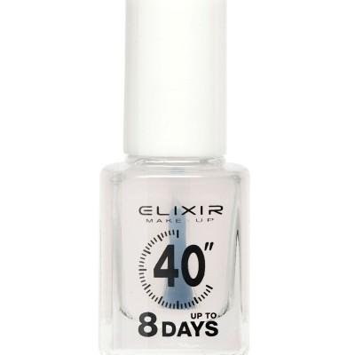 Elixir Βερνίκι 40″ & Up to 8 Days 13ml – #002 (Top Base Coat)