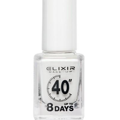 Elixir Βερνίκι 40″ & Up to 8 Days 13ml – #003 (White)