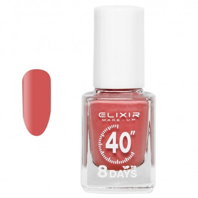 Elixir Βερνίκι 40″ & Up to 8 Days 13ml – #009 (Reddish Brown)