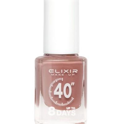 Elixir Βερνίκι 40″ & Up to 8 Days 13ml – #225 (Nude Pink)