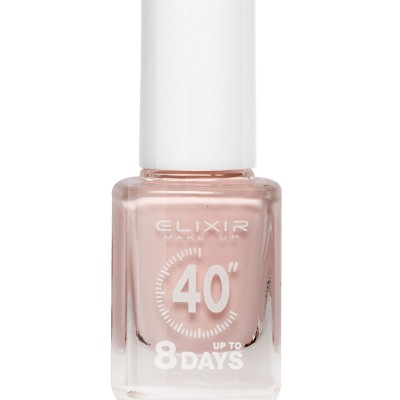 Elixir Βερνίκι 40″ & Up to 8 Days 13ml – #274 (Champagne Pink)